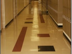 Mallard Creek High School Hallway